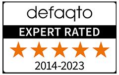 Defaqto Insurance rating